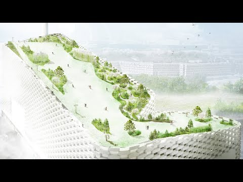 sou fujimoto erects climbable scaffold pavilion for the shanghai project