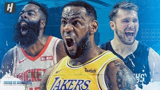 NBA's Best Plays & Highlights | November 2019-20 NBA Season