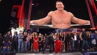 WWE Superstars and Divas sing