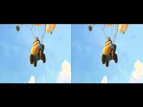 Planes 2 Fire and Rescue 3d trailer in 3d German