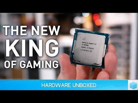 video Intel Core i7 8700k