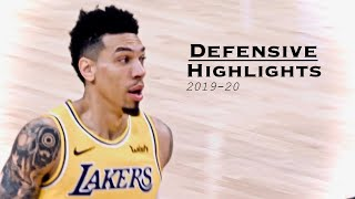 Danny Green Defensive Highlights | 2019-20