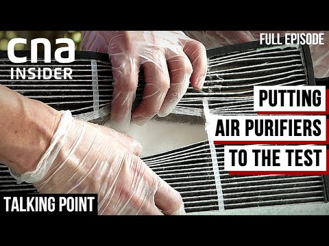 How Effective Are Air Purifiers In Your Home?   Talking Point   Full Episode