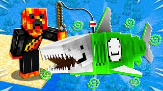 Minecraft if You Could Fish YouTubers...
