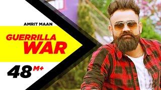 Guerrilla War – Amrit Maan Ft Goddess Punjabi Video Download New Video HD