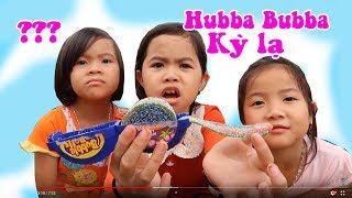 ❤ Lộc TiVi ❤ Hubba Bubba or Rainbow Belts