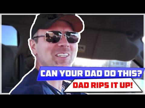Mic Check Of The Day: This Rapping Dad Is Cool