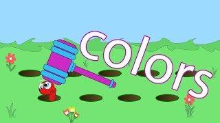 Hammer game   + more educational videos for kids   Nursery Rhymes