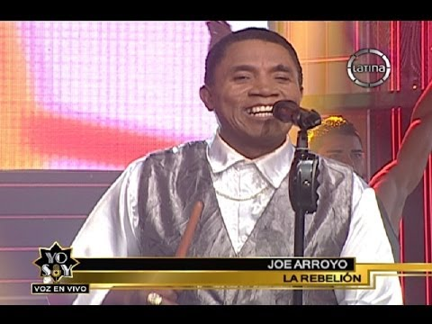 Joe Arroyo inspiró