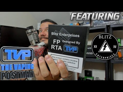 video Blitz Enterprises X Tvp Fp 30mm Rta