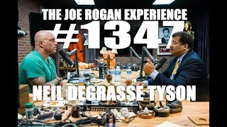 Joe Rogan Experience #1347 - Neil deGrasse Tyson