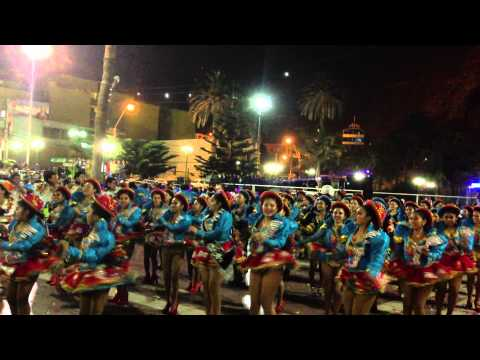 Caporales Orígenes San Andrés - Machaq Mara 2013