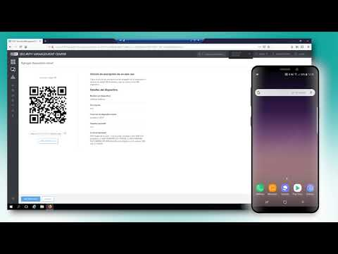 Inscripción de un dispositivo Android a través del MDM (Mobile Device Management)