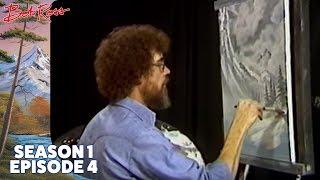 Bob Ross - Winter Mist (Season 1 Episode 4)