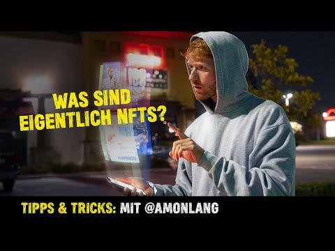 TIPPS & TRICKS   Was sind eigentlich NFTs? Mit Amon Lang