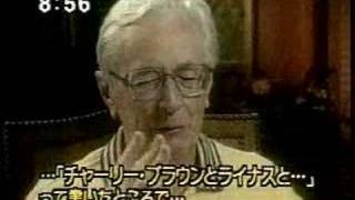 Interview with Charles M. Schulz