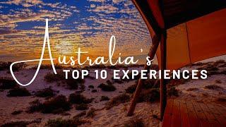 Australia's Top 10 Experiences