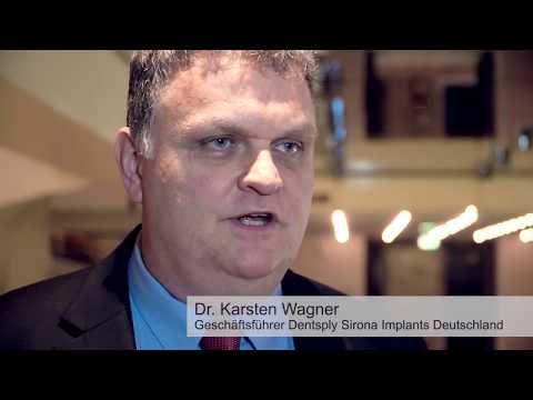 Ehrung Dr. Karsten Wagner Dentsply Sirona Implants Klaus-Kanter-Stiftung 2018