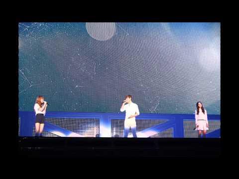 [AUDIO] 150725 SM Town Live in Osaka D1 - Wendy & Kangta & Seulgi