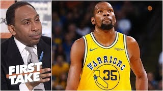 Warriors have nothing to worry about after latest drama – Stephen A.   First Take