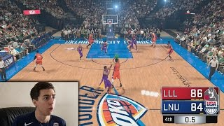 DIAMOND DEVIN BOOKER HALF COURT GAME WINNING SHOT AT THE BUZZER!! NBA 2K17