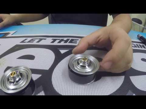 Boom Racing 1.55 Yota LC Classis Beadlock Wheels