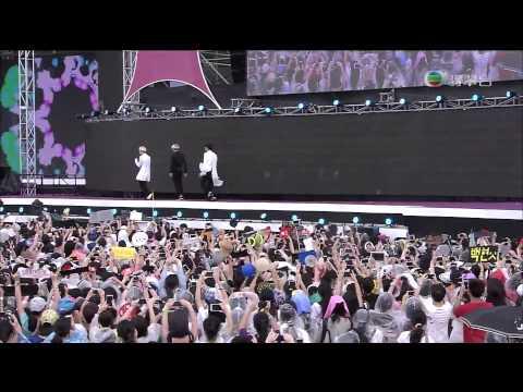 140701 EXO-K - Wolf & Growl & Thunder & Run & Overdose @ Hong Kong Dome Festival [1080P]