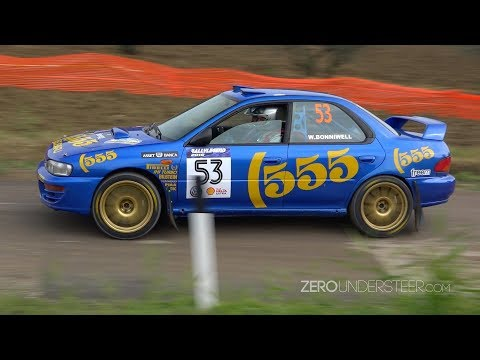 Best of Subaru WRC