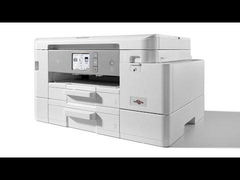 Inkjetprinter: MFC-J4540DW - produktvideo