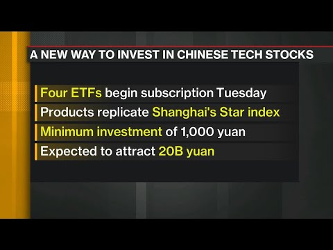 New China ETFs Give Retail Investors Access to Soaring Tech