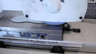 Surface Grinding CPM S90-v With Tormach PSG612