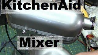 BOLTR: KitchenAid Mixer. SURPRISE!