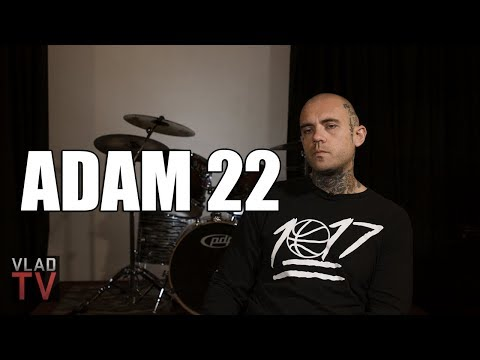 Adam 22 and Vlad Discuss Building Their Platforms and Love For the Culture (Part 8)