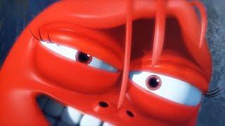 LARVA - CUTE EYELASHES | Cartoon Movie | Cartoons For Children | Larva Cartoon | LARVA Official