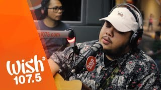 """Mayonnaise performs """"Synesthesia"""" LIVE on Wish 107.5 Bus"""