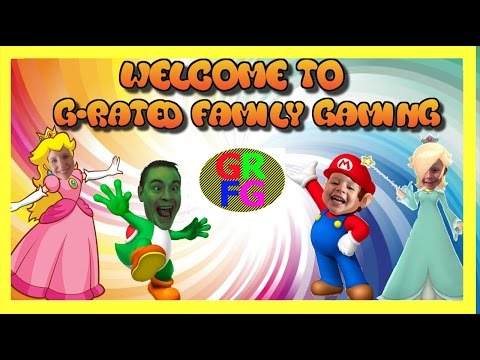 Welcome to G Rated Family Gaming