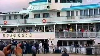 Những người sống sót trên du thuyền Nga kể lại
