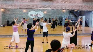 NÀNG THƠ - HOÀNG DŨNG | Múa Đương Đại - Đức Sang | Le Cirque Dance Hanoi
