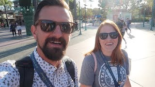 Adventures By Disney Southern California Escape Disneyland Day! | Dark Rides, Food & More!