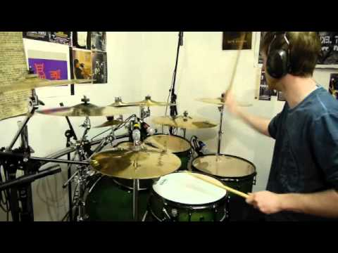 Alexisonfire - This Could Be Anywhere In The World (Drum Cover)
