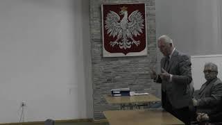 Dnia 30 maja 2019r. w Ośrodku Kultury, Sportu i Turystyki we Wleniu odbyła się IX Sesja Rady Mias