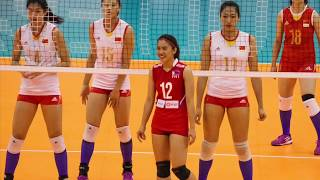 JIA MORADO HIGHLIGHTS || ASIAN GAMES 2018