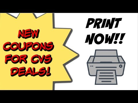 NEW PRINTABLE COUPONS | DEAL UPDATE AT CVS 11/11 - 11/17 ON DIAL!