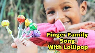 Learn Colors with Lollipops Finger Family Song Nursery Rhymes Fun Learning Colors for Kids by Arifa