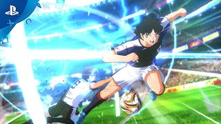 Captain tsubasa: rise of new champions :  bande-annonce