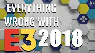 GamingSins: Everything Wrong With E3 2018