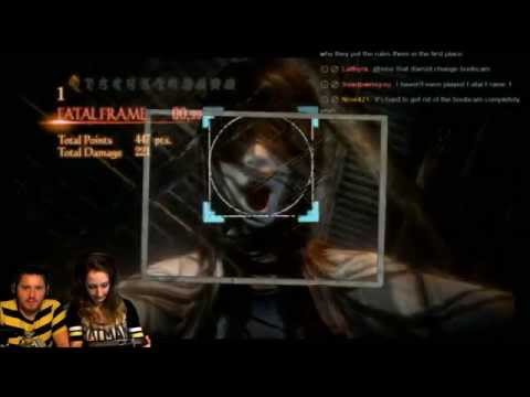 Aria Plays Fatal Frame V: Maiden of Black Water! Part 5 (Sixth Drop)