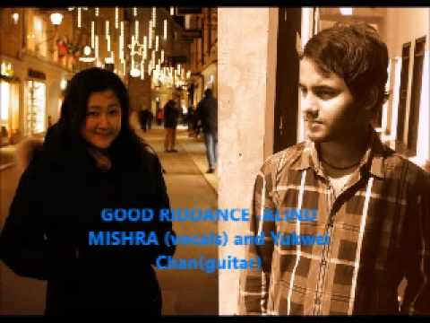 Green Day-Good Riddance-(cover)- Alind Mishra and Yukwei Chan