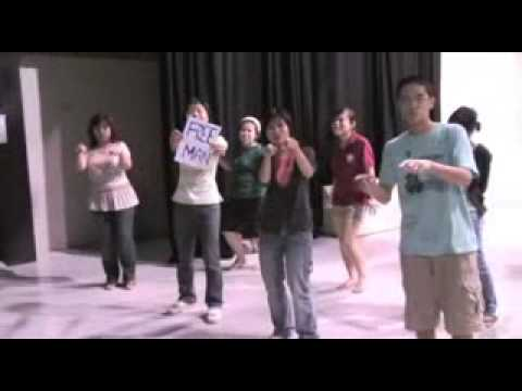 I''ll Be There For You (lip dub by CMM Class of P03 2007)'