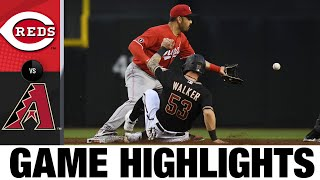 Reds vs. D-backs Game Highlights (4/10/21) | MLB Highlights